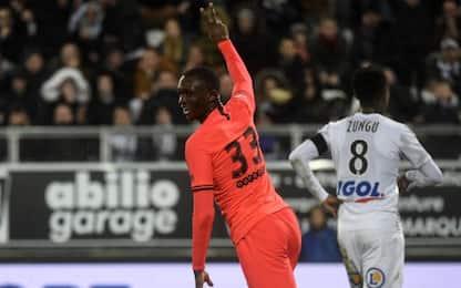 Amiens-PSG, pazzo 4-4: Icardi-gol, doppio Kouassi