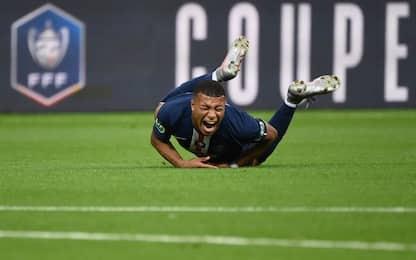 Mbappé out 3 settimane: niente Atalanta