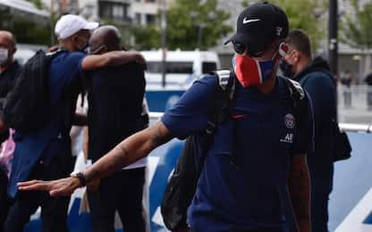 """Tre positivi nel Psg, l'Equipe: """"Uno è Neymar"""""""