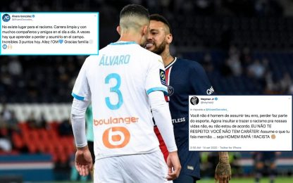 Neymar furia social: Gonzalez accusato di razzismo