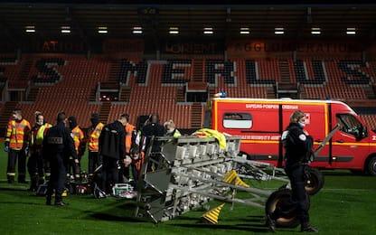 Tragedia a Lorient: morto giardiniere dopo la gara