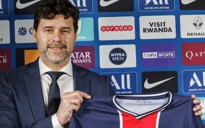 PSG, ufficiale: Pochettino è il nuovo allenatore