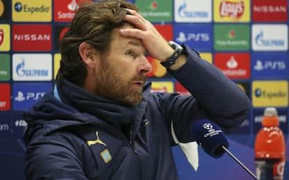"""Villas-Boas si dimette: """"Non volevo Ntcham"""""""