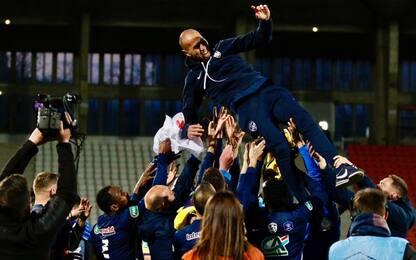 Coppa di Francia, club di 4^ serie in semifinale