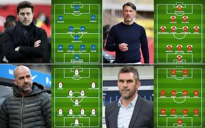 Come gioca la Ligue 1? Tutti gli undici titolari