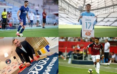 Non solo Donnarumma, quanti ex italiani in Ligue 1
