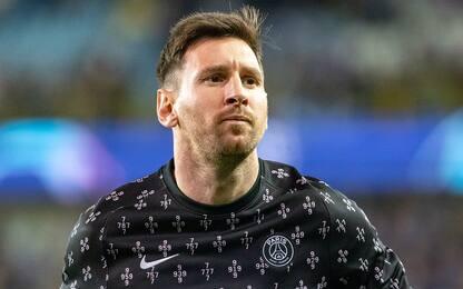 Messi-PSG, accordo da 110 milioni in tre anni