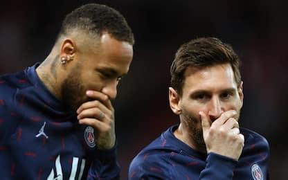 """Messi: """"Addio al Barcellona? Non me l'aspettavo"""""""