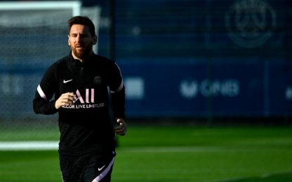Mbappé salta il Lille. E anche Messi è in dubbio