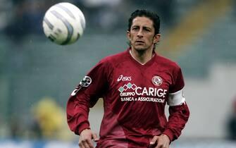 © Marco Rosi \ LaPresse10-04-2005 Romasport - calciocampionato serie A TIM   Lazio - LivornoIgor Protti