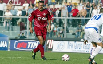 ©Stefano D'Errico / LaPresse24-10-2004 LivornoSport CalcioLivorno Bologna campionato serie A 2004 2005Nella foto ALESSANDRO DOGA