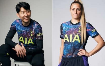 Tottenham&Co, le maglie più strane di sempre