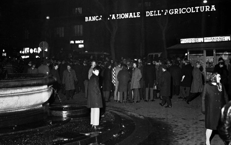 Milano, 12 dicembre 1969: l'attentato di Piazza Fontana