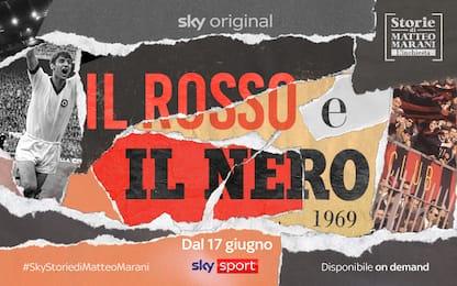 Nuova Storia dedicata al Milan leggendario del '69
