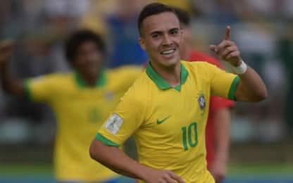 Mondiali U-17: poker Brasile, rimonta Nigeria