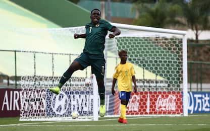 Cinquina Italia U17 all'esordio, Isole Salomone ko