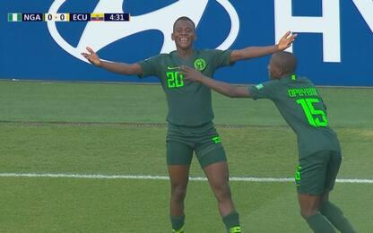 Mondiali U-17: tris Brasile, vola l'Angola