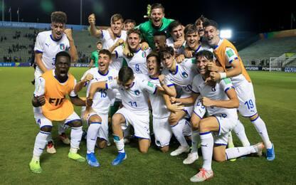Udogie segna al 94', l'Italia U17 vola agli ottavi