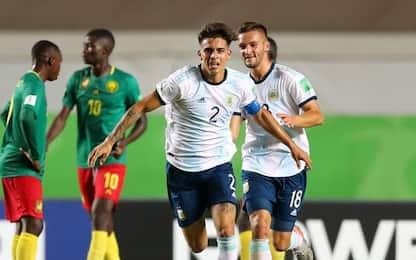Mondiali U17: manita Spagna, vince l'Argentina