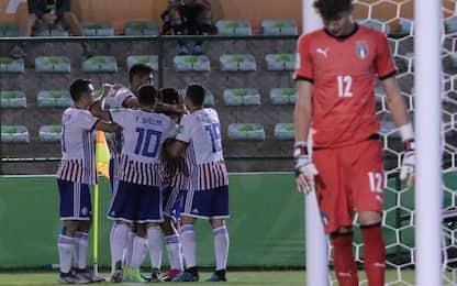 Italia U17, ko col Paraguay: agli ottavi l'Ecuador