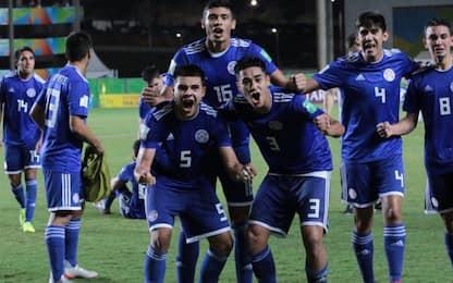 Paraguay ai quarti: 3-2 all'Argentina in rimonta