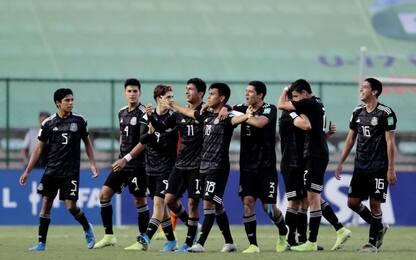 Messico in finale ai Mondiali U17: Olanda ko