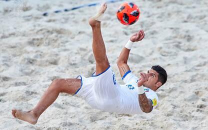 Beach Soccer, ecco gli azzurri mondiali