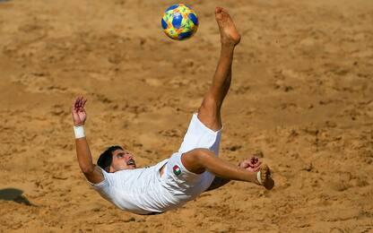 """Gori: """"All'inizio ero scettico sul beach soccer"""""""