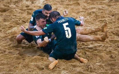 Italia in finale ai Mondiali: Russia battuta 8-7