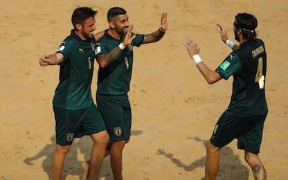 Italia-Portogallo in finale: diretta su Sky Sport