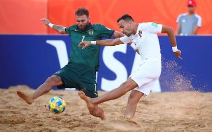 Italia ko col Portogallo, sfuma il sogno mondiale