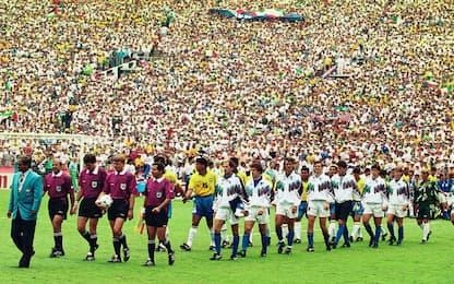 Italia-Brasile '94 si rigioca: rivincita a gennaio