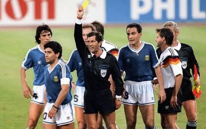 """Arbitro Codesal: """"Maradona? È una persona pessima"""""""