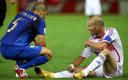 Non solo Italia: le 5 imbattute al Mondiale 2006