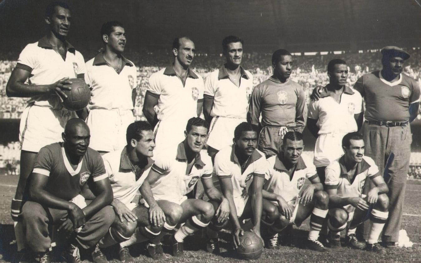 La Nazionale brasiliana del 1950