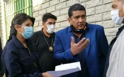 Bolivia, n.1 federcalcio arrestato allo stadio