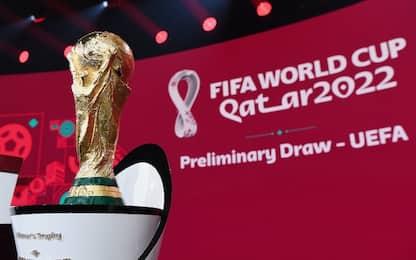Qualificazioni Mondiali, il calendario dell'Italia