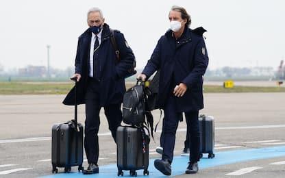 Italia a Sofia senza Chiellini, Berardi e Caputo