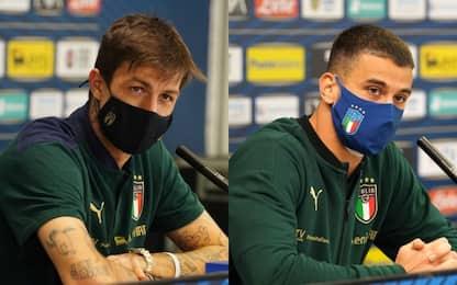 """Acerbi e Spinazzola: """"Ce la giochiamo con tutti"""""""