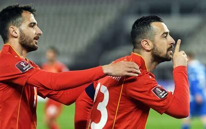 Insulti dopo il gol, Nestorovski cacciato dal Ct