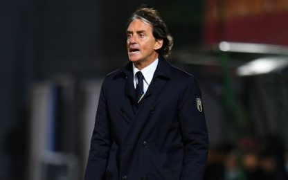 """Mancini: """"Lippi? Spero di eguagliarlo al Mondiale"""""""