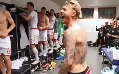 Kjaer scatenato, la Danimarca fa sul serio. VIDEO