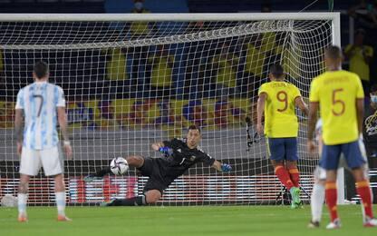 Romero e Muriel gol, il Brasile vince e va in fuga