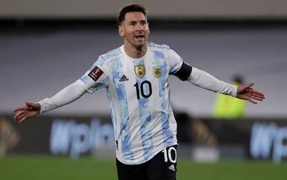 Tripletta, lacrime e record: che notte per Messi!