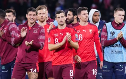 Qualificazioni mondiali: le partite di oggi