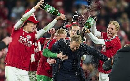 Dallo choc Eriksen al Mondiale: è super Danimarca!