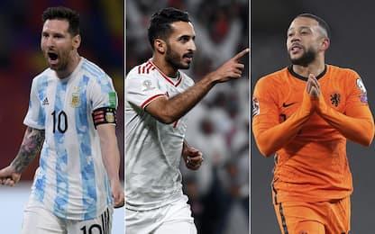 Né Messi né Depay: i migliori bomber del mondo