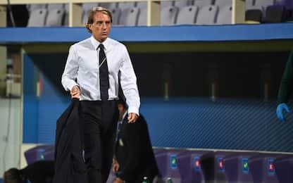 """Mancini: """"Buona Italia, ma manca brillantezza"""""""