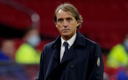 """Mancini: """"Zaniolo? Spero nulla di grave"""""""