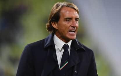 """Mancini: """"Troppi gol sbagliati, occasione persa"""""""